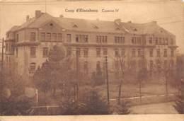 Camp D'ELSENBORN - Caserne IV - Elsenborn (camp)