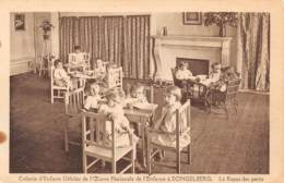 DONGELBERG - Colonie D'Enfants Débiles De L'Oeuvre Nationale De L'Enfance - Le Repas Des Petits - Jodoigne