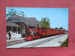 Freight Train   Frontierland  Disneyland  Ref 3392 - Disneyland