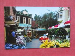 Flower Mart   Disneyland  Ref 3392 - Disneyland