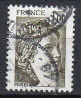 FRANCE N° 2057 O Y&T 1979 Sabine - 1977-81 Sabine Of Gandon