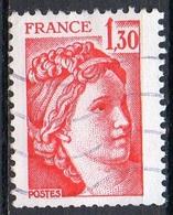 FRANCE N° 2059 O Y&T 1979 Sabine - 1977-81 Sabine Of Gandon