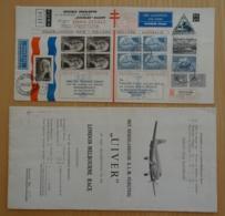 Nederlands Indië - 1934 - Uiver Envelop London-Melbourne Race - Uitgave SCVT Met Originele Uiver-hoes - Nummer 1751 - Niederländisch-Indien