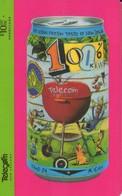 TARJETA TELEFONICA DE NUEVA ZELANDA, KIWICAN 1996. Ken And Barbie. G-140. (003) - Neuseeland