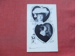 Miss Alice  Roosevelt & Congressman Longworth    Ref 3393 - Famous Ladies