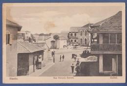 Guine Bissau - Guinee - Portuguese Guinea - Rua Honorio Barreto - Guinea-Bissau