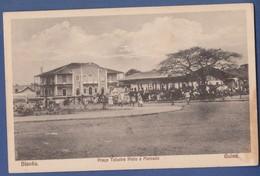 Guine Bissau - Guinee - Portuguese Guinea - Praça Teixeira Pinto E Mercado - Market Marché - Guinea-Bissau
