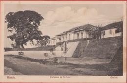 Guine Bissau - Guinee - Portuguese Guinea - Fortaleza De S. José - Guinea-Bissau