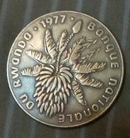 Rwanda - 20 Francs - 1977 - KM 15 ، Perfect , Agouz - Rwanda