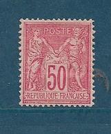 France Type Sage De 1890  N°98 Neuf *  Cote 90€ - 1876-1898 Sage (Type II)