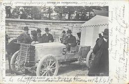 Course Automobile Paris-Madrid 1903 - Loraine-Barow (Lorraine-Barrow) Avant Son Accident Sur De Diétrich - Carte N° 11 - Sport Automobile
