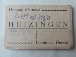 Beersel / Huizingen, Provinciaal Domein 1950 - Beersel