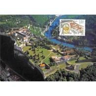 Carte Premier Jour - Besançon, Doubs, Citadelle - 5/5/2001 - Cartes-Maximum
