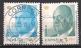 Spanien  (2008)  Mi.Nr.  4281 + 4282  Gest. / Used  (5bb34) - 1931-Heute: 2. Rep. - ... Juan Carlos I