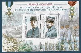 BF France - Pologne (2019) Neuf** - Ongebruikt