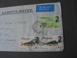 Mauritius , Cv, Fische - Mauritius (1968-...)