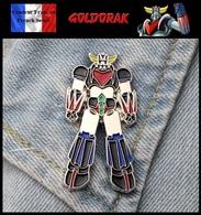 1 Pins Pin's NEUF En Métal ( Brooch ) - Manga Goldorak Grendizer 5 Cm ! - Comics
