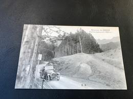 Environs De DIGNE Col Du Labouret - 1923 - Digne