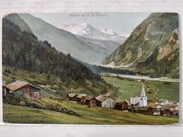 Randa Et Le Breithorn - VS Valais