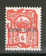 N° 82* - Kouang-Tcheou (1906-1945)