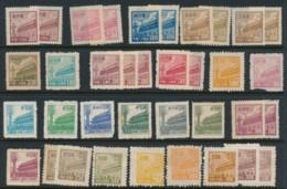 Chine Série Courante 1950 ++ - Neuf Sans Gomme Voir Scan - 1949 - ... République Populaire