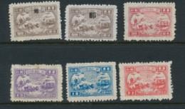 Chine Orientale - Neuf Sans Gomme - Chine Orientale 1949-50