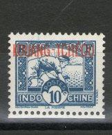 N° 108* - Kouang-Tcheou (1906-1945)