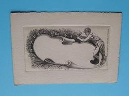 LOUIS XV ( Revellat Paris - 25 Quai Augustins ) > ( Voir / Zie Photo ) Le Verso Est Blanco / Format 11,5 X 8 Cm. ! - Estampes & Gravures