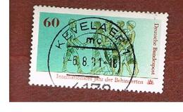 GERMANIA (GERMANY) - SG 1947 - 1981  INT. YEAR OF DISABLED   -  USED - [7] République Fédérale