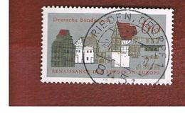 GERMANIA (GERMANY) - SG 1948 - 1981  URBAN RENAISSANCE CAMPAIGN   -  USED - [7] République Fédérale