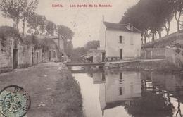 SENLIS  Les Bords De La Nonette - Senlis