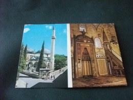 STORIA POSTALE  FRANCOBOLLO JUGOSLAVIA MOSCHEA MOSQUEE MOSQUE  MOSTAR KARADZOZBEY - Islam
