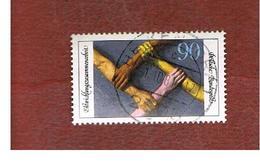 GERMANIA (GERMANY) - SG 1967 - 1981 INT. CO-OPERATION  -  USED - [7] République Fédérale