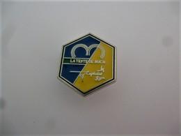 PINS SPORT GYMNASTIQUE LA TESTE DE BUCH GYM 33 GIRONDE / 33NAT - Gymnastique