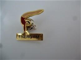 PINS SPORT GYMNASTIQUE ENERGYM / 33NAT - Ginnastica