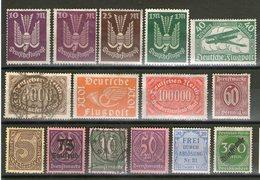 Timbres _neufs Sans Gomme_oblitérés_tous états - Colecciones