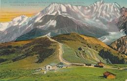 CPA - Transports - Tram - Tramway - St-Gervais - Chemin De Fer Du Mont-Blanc - Autres