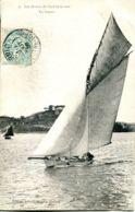 N°73458 -cpa Les Plaisirs Du Bord De La Mer En Bateau - Voiliers