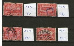 Lot Alte USA  Gestempelt - Lots & Kiloware (mixtures) - Max. 999 Stamps
