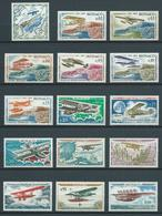 MONACO 1964 . Série N°s 637 à 651 . Neufs ** (MNH) - Monaco