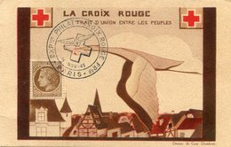 CROIX ROUGE - Rotes Kreuz
