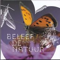 Themaboek PostNL – Beleef De Natuur - Vlinders - Butterflies/Schmetterlinge/Papillons - 2019 - Exclusief Zegels - Literatuur
