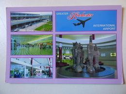ROCHESTER / AIRPORT AEROPORT FLUGHAFEN - 1946-....: Modern Era