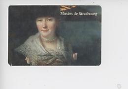 Ticket : Nicolas De Largillière La Belle Strasbourgeoise 1703 - Détail (Strasbourg) - Tickets - Vouchers