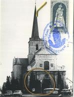 Broechem   : Met Originele Zegel En Afstempeling   (  15 X 10.5 Cm ) - België