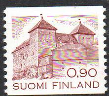 PIA - FINLANDIA - 1982 - Veduta Del Castello Medievale Di Hame   - (Yv 855A) - Castelli