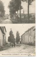 Ac9/       52  Saint-thiébault    Deux Entrées Au Village     (animations) - Autres Communes