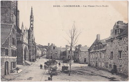 29. LOCRONAN. La Place (Partie Haute). 3028 - Locronan
