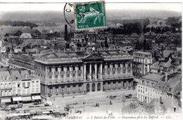 FR-59: CAMBRAI: L'Hôtel De Ville - Panorama Pris Du Befrroi - Cambrai