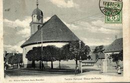 NE - CHAUX DE FONDS, Temple National - 1907 - NE Neuchâtel